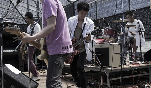 """2012.08.04-05 Summer Free Live 2012 in HASSHOKU """"ON STAGE"""""""
