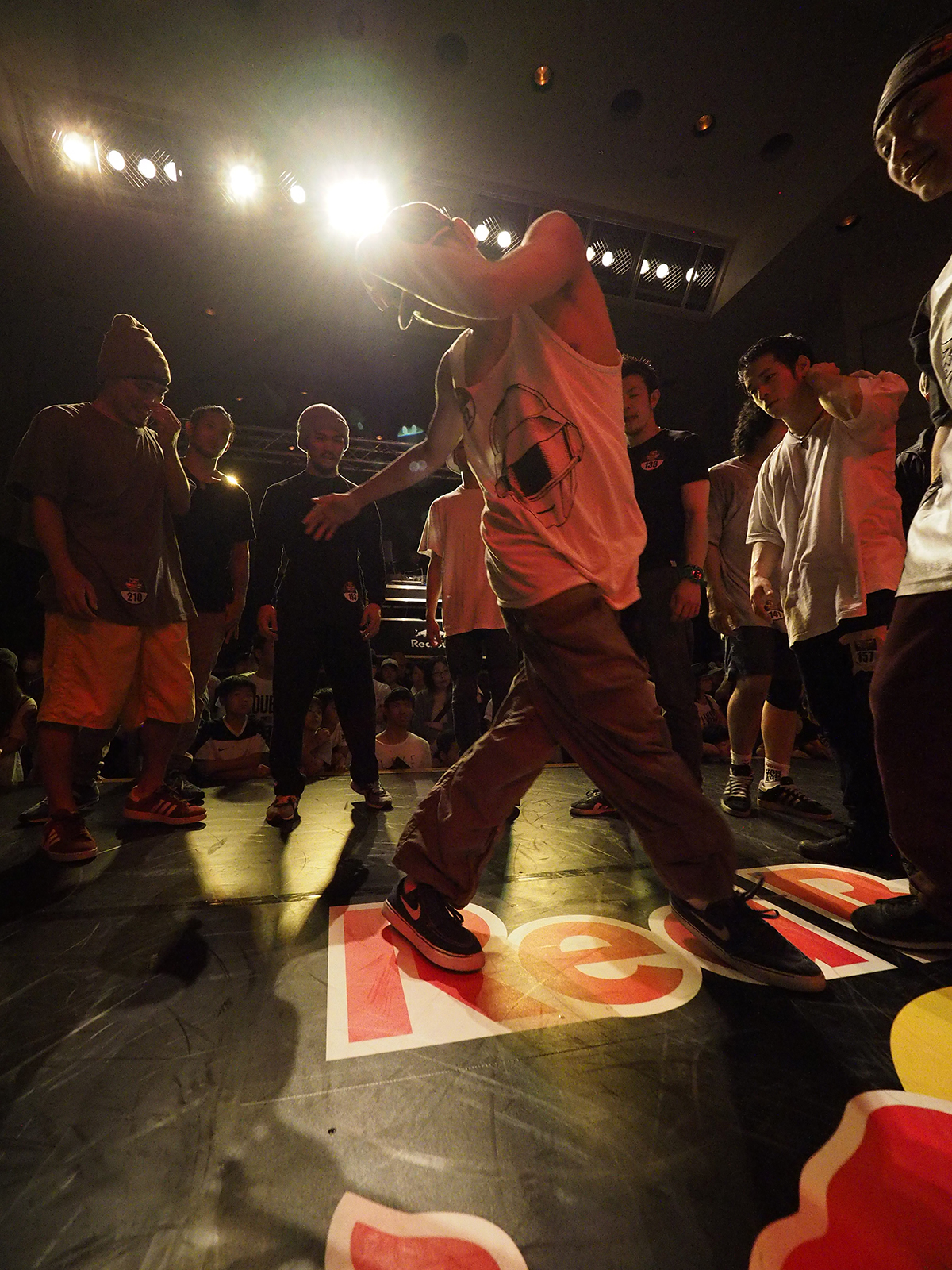Red bull BC One Hirosaki Cypher